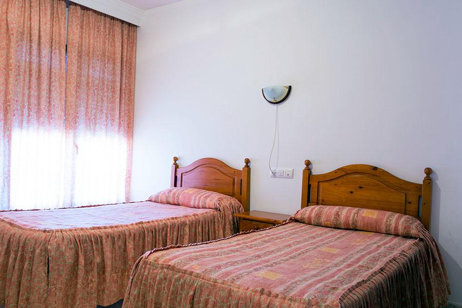 Habitación doble Hotel Alfar